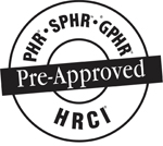 Preapproved for PMI and HRCI strategic credits
